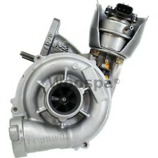 Turbolader CITROEN C4 Grand Picasso I (UA_) 1.6 HDi 110