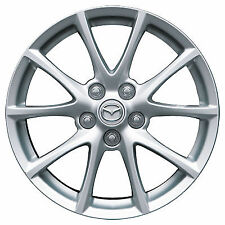 Genuine Mazda MX-5 2008-2015 17 inch Alloy Wheel Design 132 - 9965-67-7070