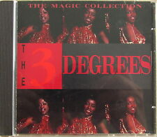CD:The 3 Degrees-The Magic collection   **Holland ARC Records
