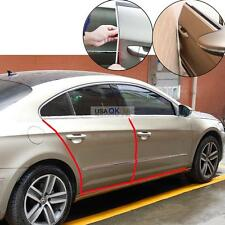 32FT Car Truck Door Moulding Trim Strip Edge Scratch Guard Protector Cover White