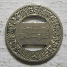 Iron Mountain - KIngsford Transit (Michigan) transit token - MI500A