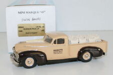 MINIMARQUE 1/43 US9A - 1946 HUDSON PICK-UP - DONUTS BAKED DAILY