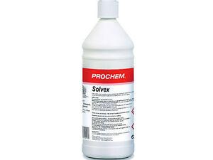 Prochem Solvex Removes Gloss, Emulsion, Nail Polish,Varnish, On Carpets etc 1L