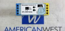 MTL3013 Measurement Technology 2 Channel Switch Proximity Detector Relay QTY**