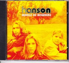Middle of Nowhere by Hanson (CD, Jan-1997, Mercury) 020831194426 Record Club Ed!