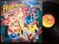 DISCO LP FRANK MARINO - THE POWER OF ROCK AND ROLL - 1981 CBS 84969 HOL - VG/VG