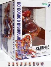 Kotobukiya Bishoujo Starfire Statue figure DC Comics Teen Titans 1/7 Scale
