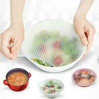 Food Fresh-Keeping Kitchen Tool Silicone Wrap Seal Vacuum Wrap Cover Hot-sale