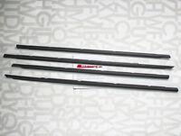 AUDI A4 B5 1994-2001 4DR 5DR Door Lower Side Moulding Trims 4pcs  New ***