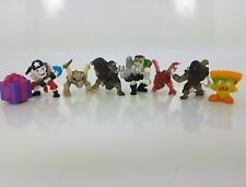 FIGURINES FIGURES LOT MOOSE ARMY NO MONSTERS IN MY POCKET COSMIX MOKAREX KINDER