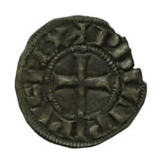 More details for france feudal billon bourgeoise simple  philip iv  1285 - 1314