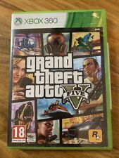 * Play Disc 2 Only * Grand Theft Auto V GTA 5 Xbox 360 Action Video Game PAL