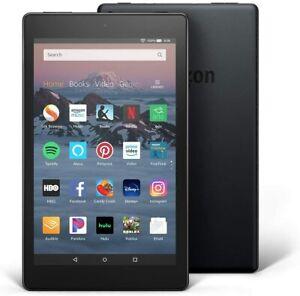 Amazon Fire HD 8 (8th Generation) 16 GB, Wi-Fi, 8 in - Black - Brand New Sealed
