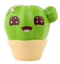 Anboor Squishies Cactus Scented Slow Rising Kawaii Squishies Stress Relief Toy P
