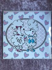 "Fifi and Fido Greetings Card - ""Mais Oui"" - Engagement - FREE UK 1st p/p"