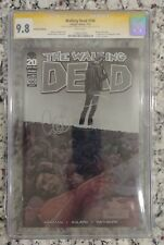Walking Dead #100 Chromium Edition CGC 9.8 SIGNED KIRKMAN & ADLARD