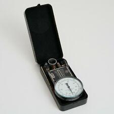 Antiker Handtachometer Drehzahlmesser U/min JC Eckardt / D.R.P. Horn / DRP DRGM