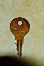 Vintage  Yale Key  SL 56  Suitcase Traincase Luggage  Key Yale & Towne Key SL 56