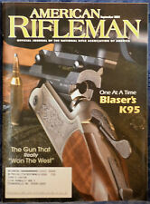 Magazine American Rifleman, SEPTEMBER 2001 GAMO Hunter 1250 HURRICANE AIR RIFLE