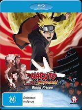 USED (VG) Naruto Shippuden: The Movie 5-Blood Prison [Blu-ray] (2014)