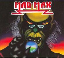 Mad Max [Digipak] by Mad Max (CD, Nov-2009, Metal Mind Productions)