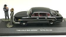 Replicars TATRA 603Stb THE COLD WAR SERIES Limited 999 Stück 1:43 2 Figuren