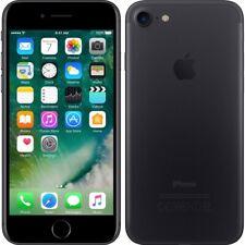 Apple MN8X2B/A iPhone 7 4G Smart Phone 32GB Unlocked Sim-Free 1YR *Black* C+