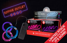 Make Your Own Neon Sign 3m LED String Wall Bar Light Christmas Stocking Filler
