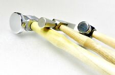 SET of 3 Jewelry Making Hammers Chasing Hammer Ball Peen & Watchmakers Riveting