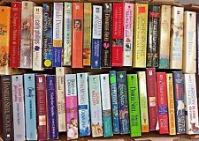 WHOLESALE mixed bulk lot 50 Romance paperback books -  Instant Library!