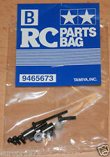 Tamiya 58371 TB Evolution V Chassis/TB Evo 5, 9465673/19465673 Screw Bag B, NIP