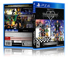 Kingdom Hearts: HD 1.5 + 2.5 ReMIX - ReplacementPS4 Cover and Case. NO GAME!!
