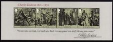 GB 2012 Commemorative Stamps~Charles Dickens~ M/S~Unmounted Mint Set~UK