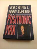 1992 Doubleday HB HC/DJ The Positronic Man by Isaac Asimov & Silverberg - Sci-Fi