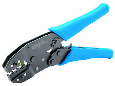 BGS 1426 Kabelschuhzange mit Ratschenfunktion 0 25-6mm Zange Kabelschuhe