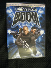 """""""DOOM"""" DVD Widescreen, Staring, Karl Urban & The ROCK! Unrated Extended Edition."""