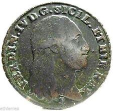NAPOLI (FERDINANDO IV) OTTO Tornesi 1797