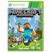 New Great Game Minecraft for xbox 360 Create worlds limited  by your imagination