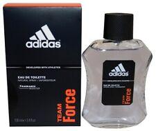 TEAM FORCE * Adidas 3.4 oz / 100 ml Eau de Toilette (EDT) Men Cologne Spray