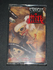 STRAIGHT TO HELL SOUNDTRACK TAPE CASSETTE