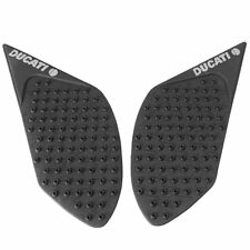 Motorcycle Tank side Gas Pad Knee Grips Protector For Ducati DIAVEL 2012-2016