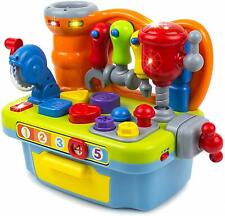 Musical Learning Workbench Toy Set Great Educational Learning Toy Gifts for Kids
