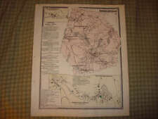 1879 MA Map Aquinnah Arlington Ashburnham Ashby Ashfield Ashland POPULATION huge