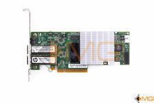 HP NC523SFP DUAL PORT 10GB SERVER ADAPTER HIGH PROFILE 593742-001 // 593715-001