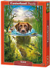 Castorland B-52882 Puzzle Swimming Dog 500 Pieces