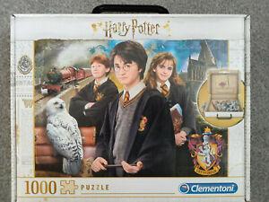 Clemontoni Harry Potter 1000 Piece Jigsaw Puzzle Great Condition