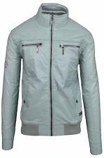 VAN SANTEN & VAN SANTEN POLO Hardshell Jacke Jacket Größe L Mint Grün NEU NEW