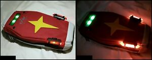 "Mobile Suit Customized RX-78 ""PROGRAMMABLE"" LED kit type Gundam Backpack! COSPA"