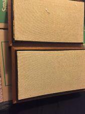 """Set Of H.H. Scott Model S-6-B Bookshelf Speakers Vintage 14"""""""