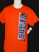 NEW Chicago Bears Football T-Shirt Short Sleeve NFL Pullover Top Shirt Men's M L
